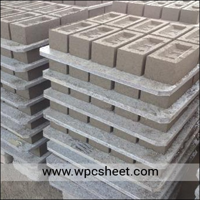 fly ash bricks plastic pallets