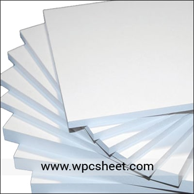 pvc ply door form sheet