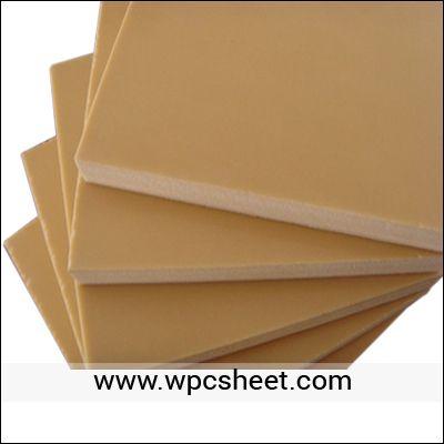 wpc sheet manufacturer